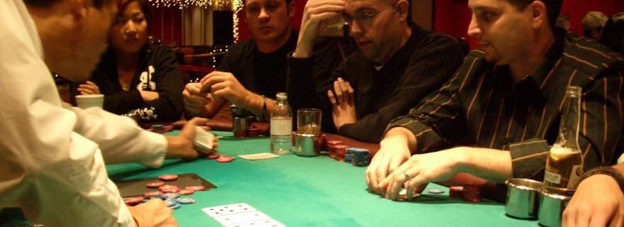 неудачи в покере