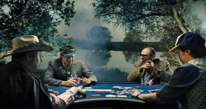 удачная игра в покер